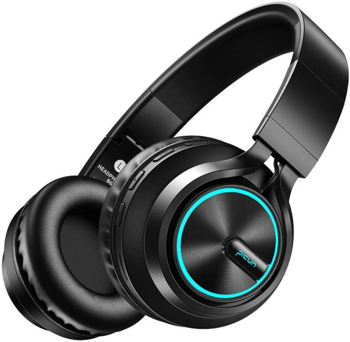 10 Best Wireless Gaming Headsets Under $100 Picun Wireless Headphones