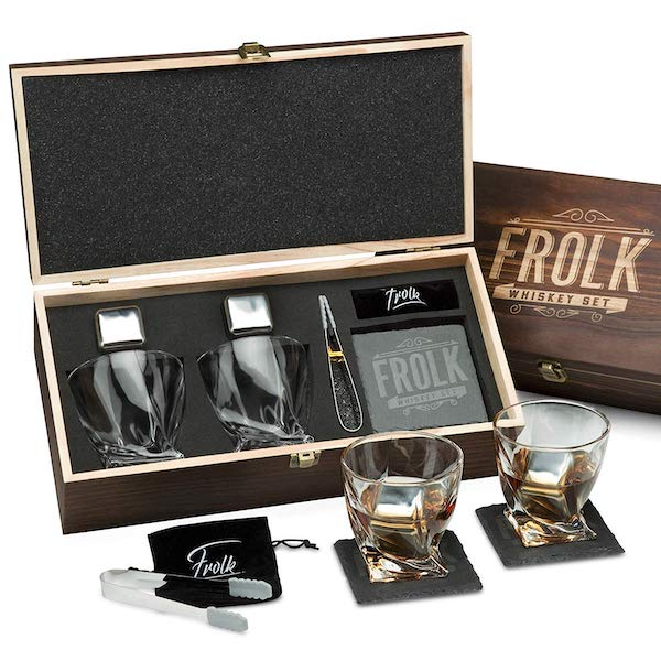Best-Birthday-Gifts-for-Dad-Who-Has-Everything-Premium-Whiskey-Stones-Gift-Set