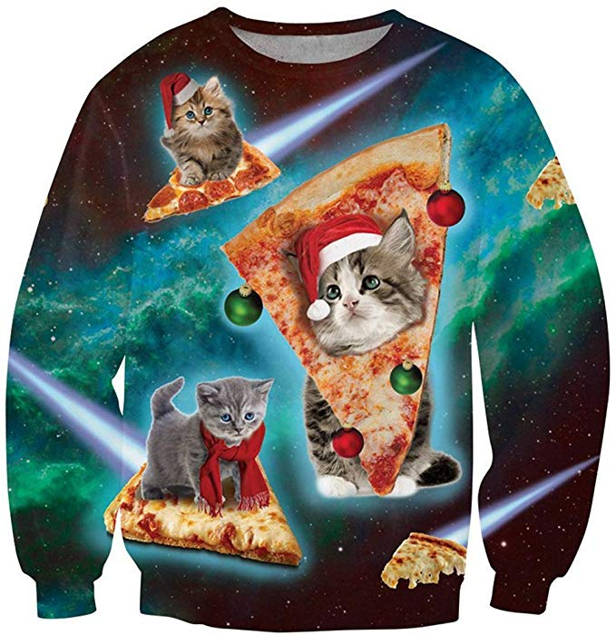 Top 13 Weird Things to Buy on Amazon funny ugly sweaters