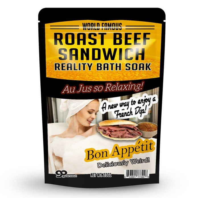 Top 13 Weird Things to Buy on Amazon roast beef sandwich soap